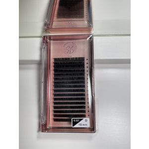 Russian Volume Lashes D Curl - 10-15mm