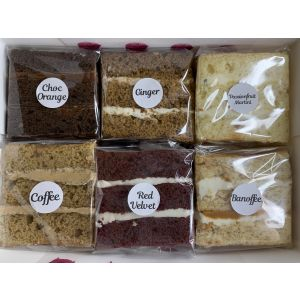 Choose your Own Cake Tasting Box