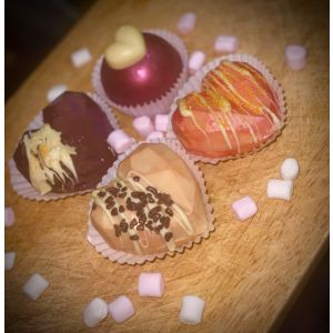 Hot Chocolate Bombs Special Offer - 4 for £10