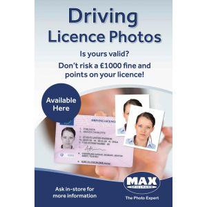 Driving Licence Photograph
