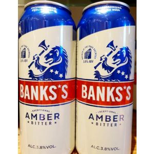 Amber cans