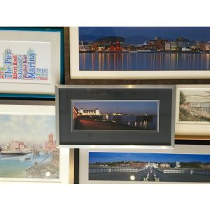 Mounting- Framing services