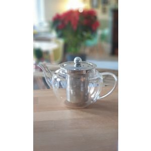 Glass Teapot with Diffuser