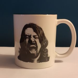 Dave Grohl scream 11oz mug