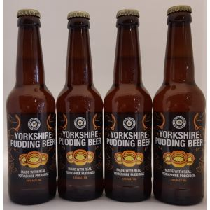 YORKSHIRE PUDDING BEER - IT'S ACTUALLY YORKSHIRE PUDDING BEER!!!!!!!