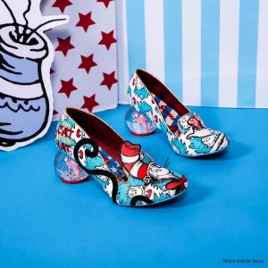 Irregular Choice Dr Suess Cat in the Hat Good Things Shoes