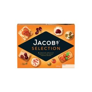 Jacobs Biscuits for cheese crackers 300g