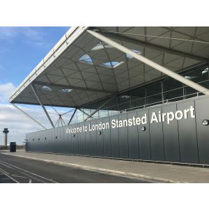 Rugby to Stansted Airport