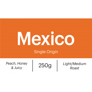 Mexico Finca Muxbal 250g Whole beans
