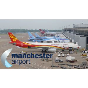 Rugby to Manchester Airport