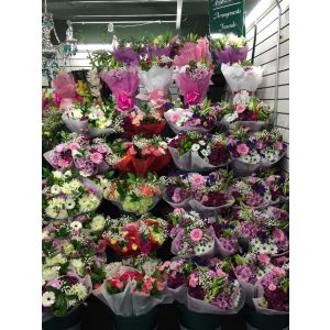 Bouquets from £10