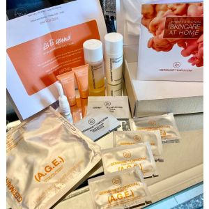 Timexpert Vitamin Radiance C+ Facial in a box