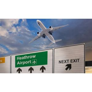 Rugby to Heathrow Airport