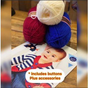 Baby Knitting Monthly Subscription Box