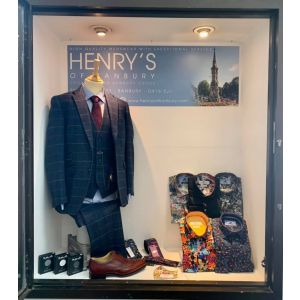 The Finest Quality Menswear - Retail, Hire, Made to Measure