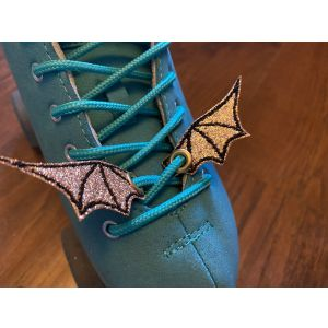 Bat Wings for Shoes, Boots and Skates