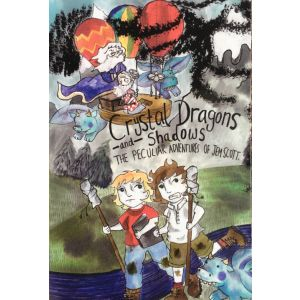 Crystal Dragons and Shadows, The peculiar adventures of Jem Scott.