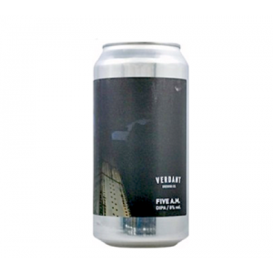 Five A.M. from Verdant Brew Co. - DIPA