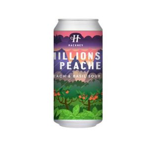 Millions of Peaches from the Hackney Brewery - Sour