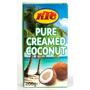 KTC Creamed Coconut