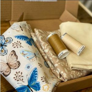 The Deluxe Fabric Box Subscription