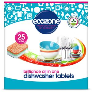 ECOZONE - DISHWASHER TABLETS (ALL-IN-ONE)