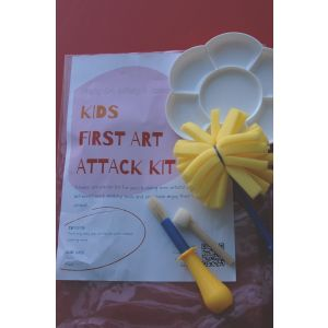 First Art Attack Kit