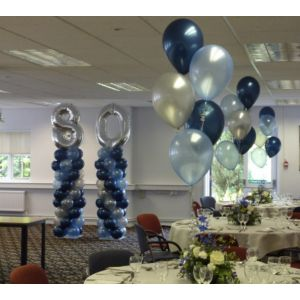 Party Balloon Decoration - call for a quote - prices from £35