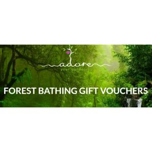 FOREST BATHING GIFT VOUCHERS
