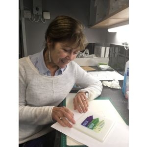 Full Day Fused Glass  Workshop