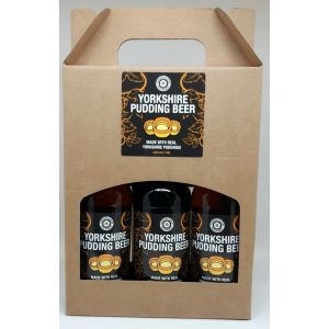 YORKSHIRE PUDDING BEER GIFT BOX - IT'S ACTUALLY YORKSHIRE PUDDING BEER!!!!!!!