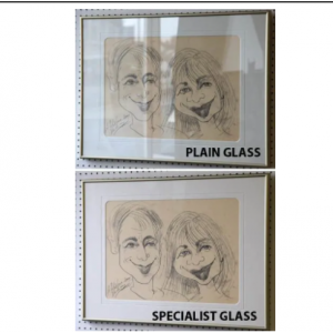 Framing services- Glass