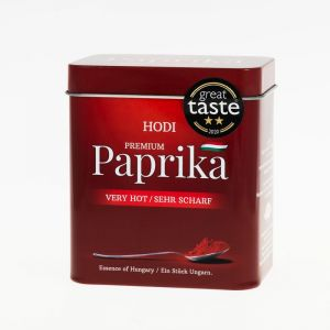 Hungarian Hot Paprika in Gift Box 50g