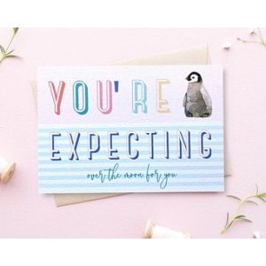 Arch & Ivy - You're Expecting Card
