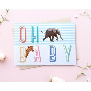 Arch & Ivy - Oh Baby Card