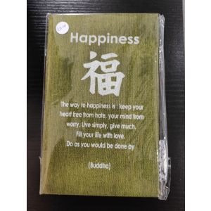 Zen and Happiness Notebooks