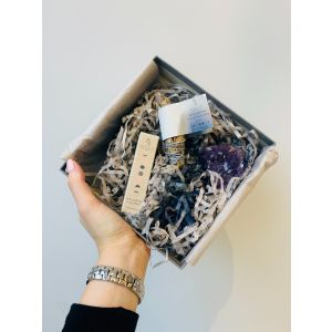 The Owl & The Apothecary ABUNDANCE The Ritual Kit Citrine Clary Sage Lavender