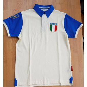 Italy Rugby Vintage Polo