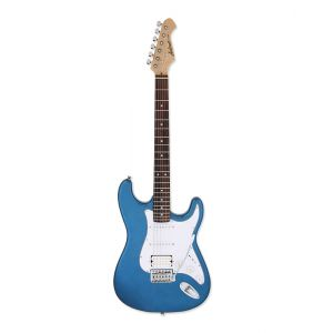 Aria STG 004 Metallic Blue Guitar