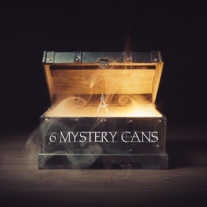 The Mystery Beer Box - 6 Pack