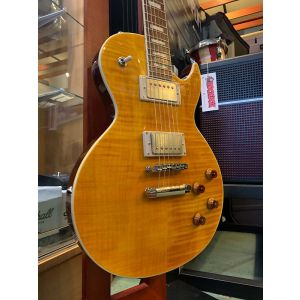 Cort CR250 Antique Amber Flame Maple Top - Guitar