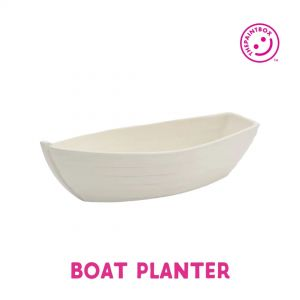 Paint Your Own Boat Bowl
