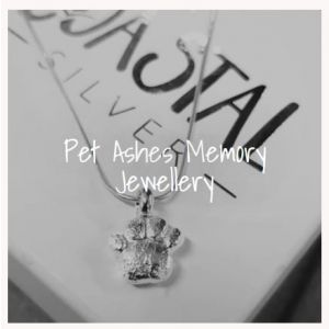 PET ASHES MEMORY JEWELLERY