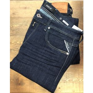 Grover Blue Clean Wash 0 Aged