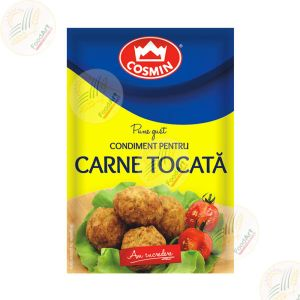 COSMIN-CONDIMENT CARNE TOCATA-SPICE FOR MINCE MEAT