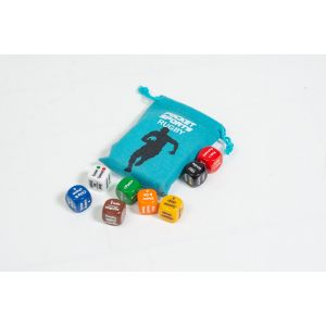 Rugby Pocket Dice Game