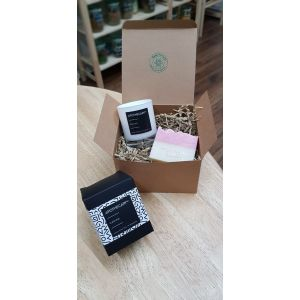 Handmade candle and soap Gift Boxes