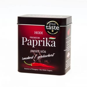 Hungarian Sweet Smoked Paprika in Gift Box 50g