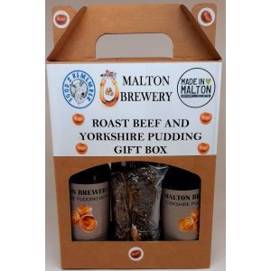 ROAST BEEF AND YORKSHIRE PUDDING GIFT BOX