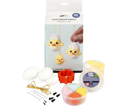 Easter Cute Chick Family Kit